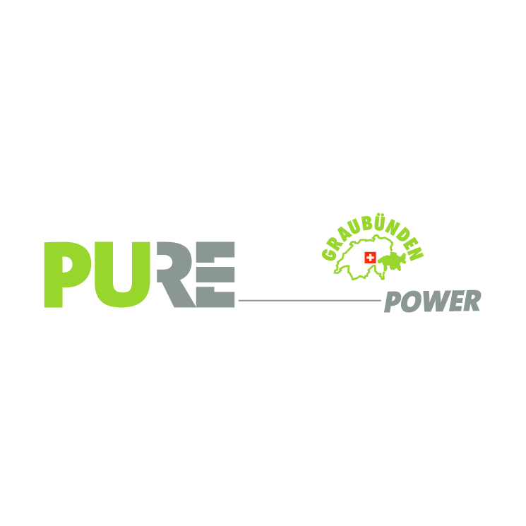 free vector Purepower graubunden