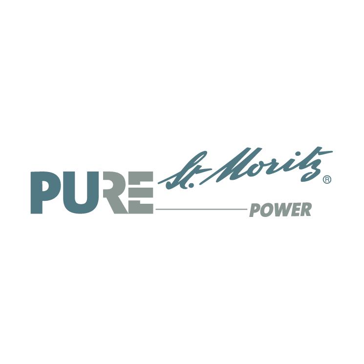 free vector Purepower st moritz