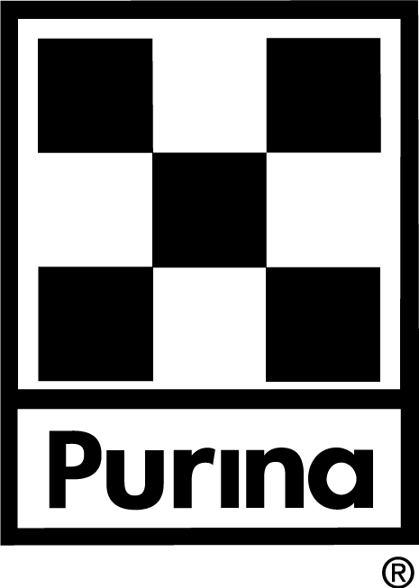 free vector Purina logo