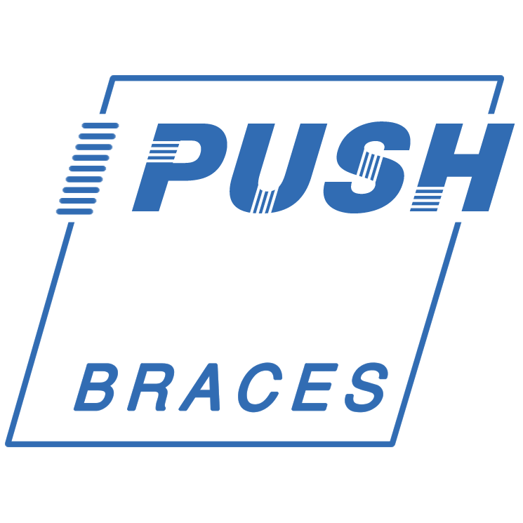 free vector Push braces
