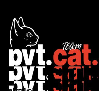 free vector PvtCatClub logo