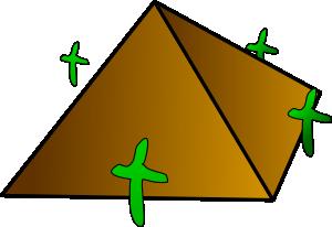 free vector Pyramid clip art