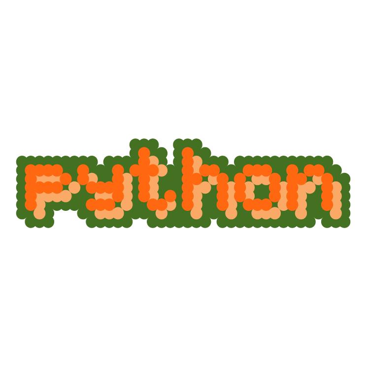 free vector Python