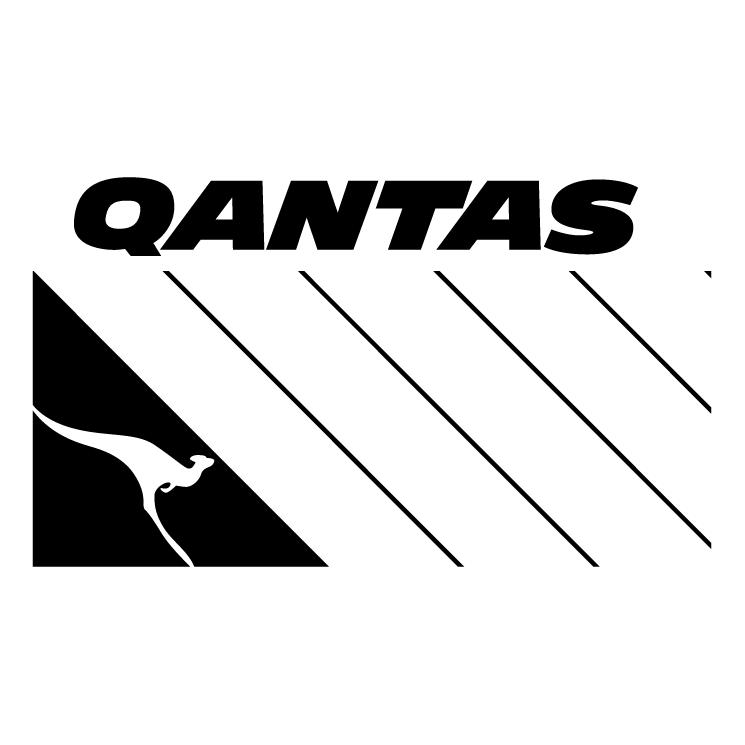 free vector Qantas 2