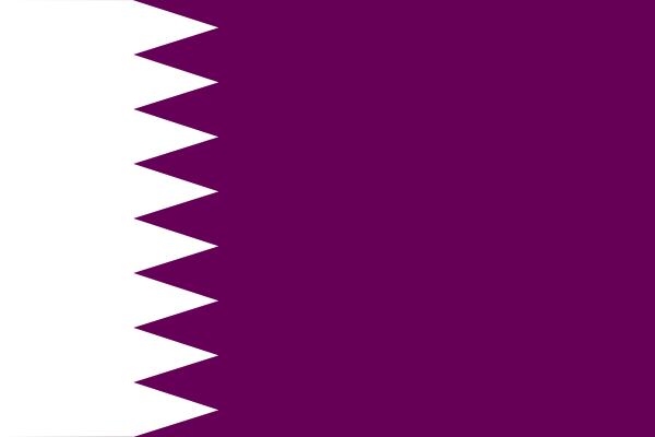 free vector Qatar clip art