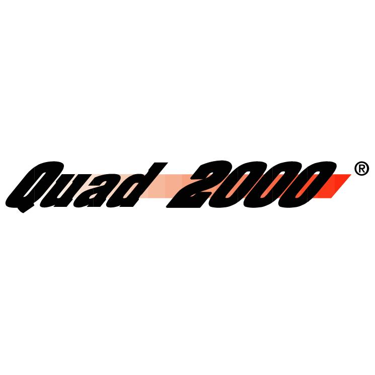 free vector Quad 2000