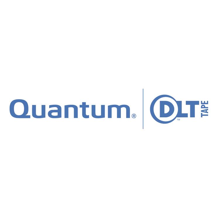 free vector Quantum dlt tape