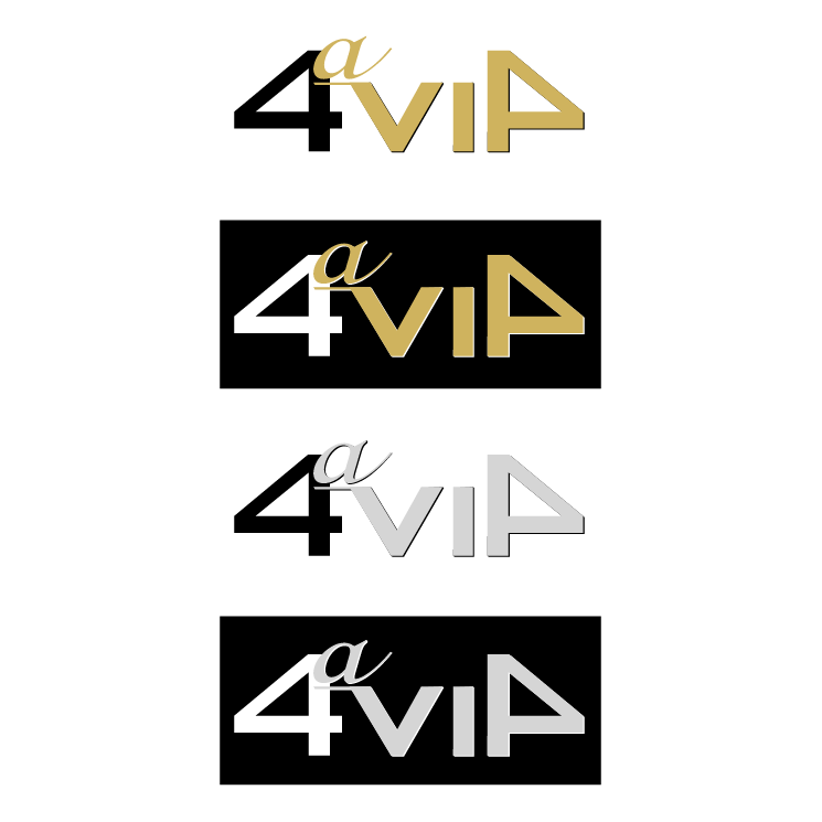 free vector Quarta vip