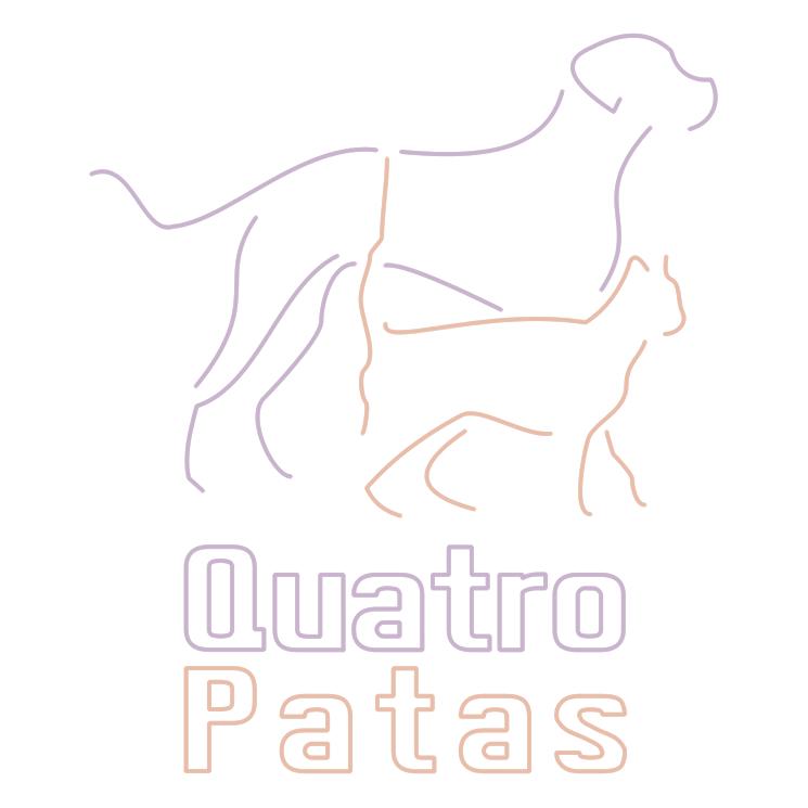 free vector Quatro patas