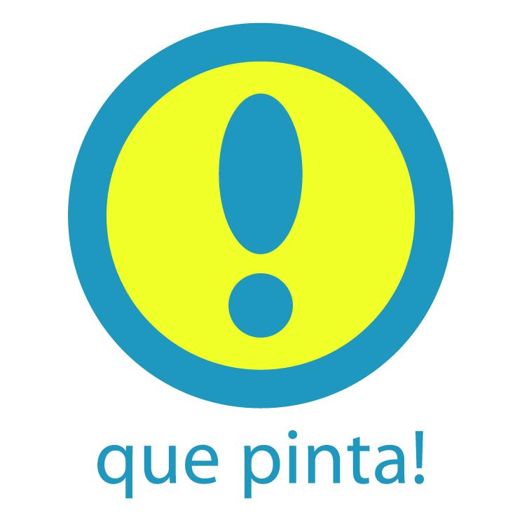 free vector Que pinta
