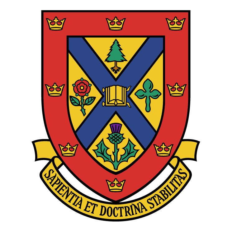 free vector Queens university 0