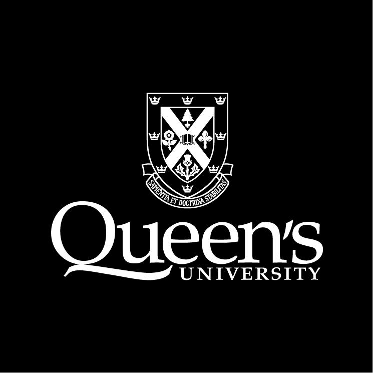 free vector Queens university 2