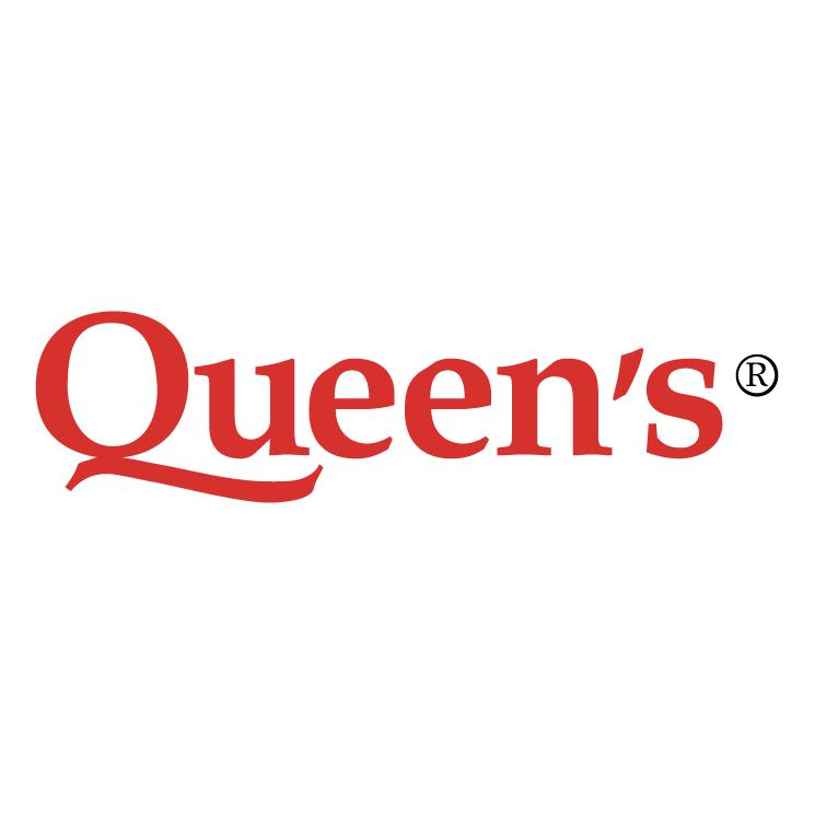 free vector Queens university 4