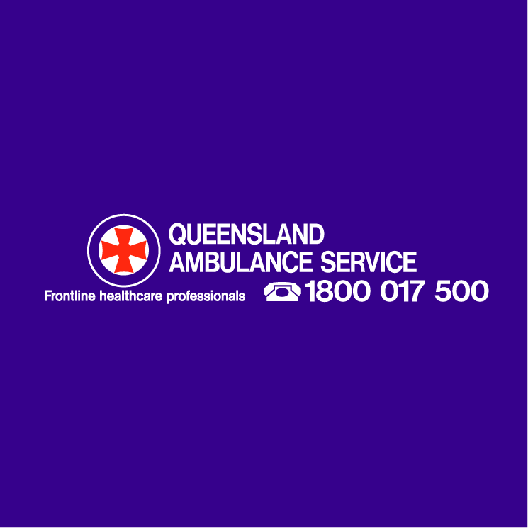 free vector Queensland ambulance service