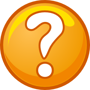 free vector Question Mark clip art