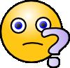 free vector Question Smiley clip art