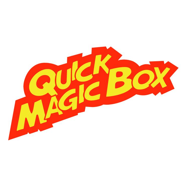 free vector Quick magic box