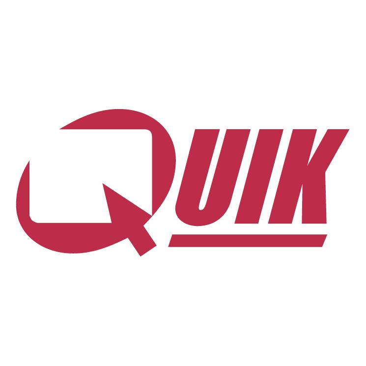 free vector Quik