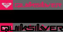 free vector Quiksilver logos