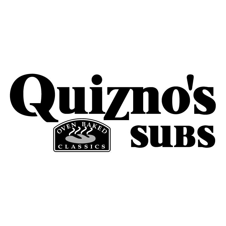 free vector Quiznos subs 2