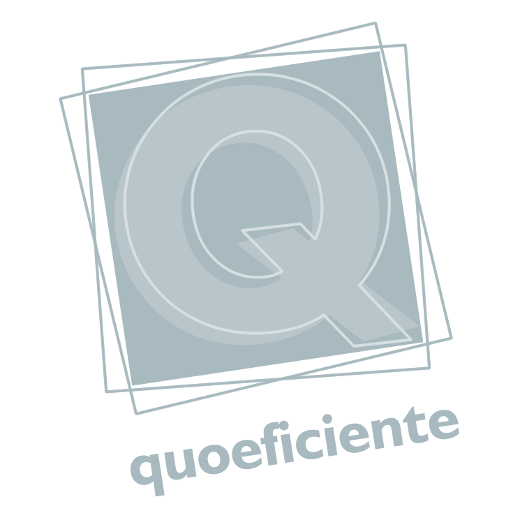 free vector Quoeficiente