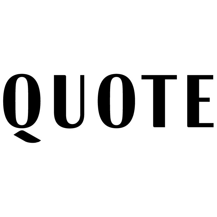 free vector Quote