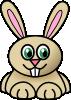 free vector Rabbit clip art