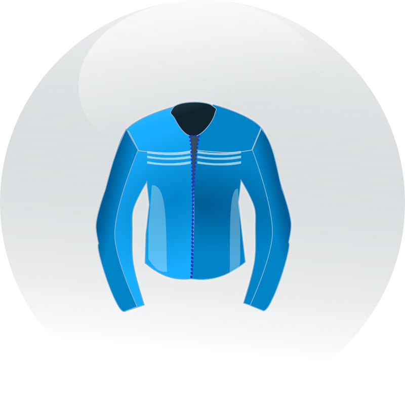 free vector Race Jacket Icon