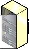 free vector Rack Mounted Blade Servers clip art