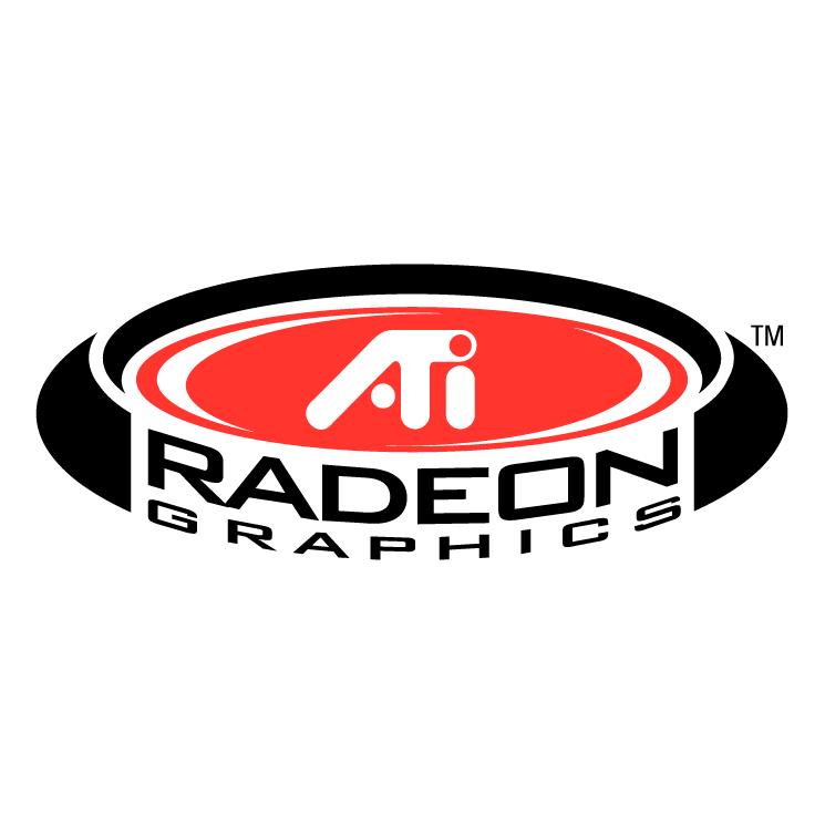 free vector Radeon graphics