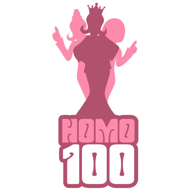 free vector Radio 3fm homo 100