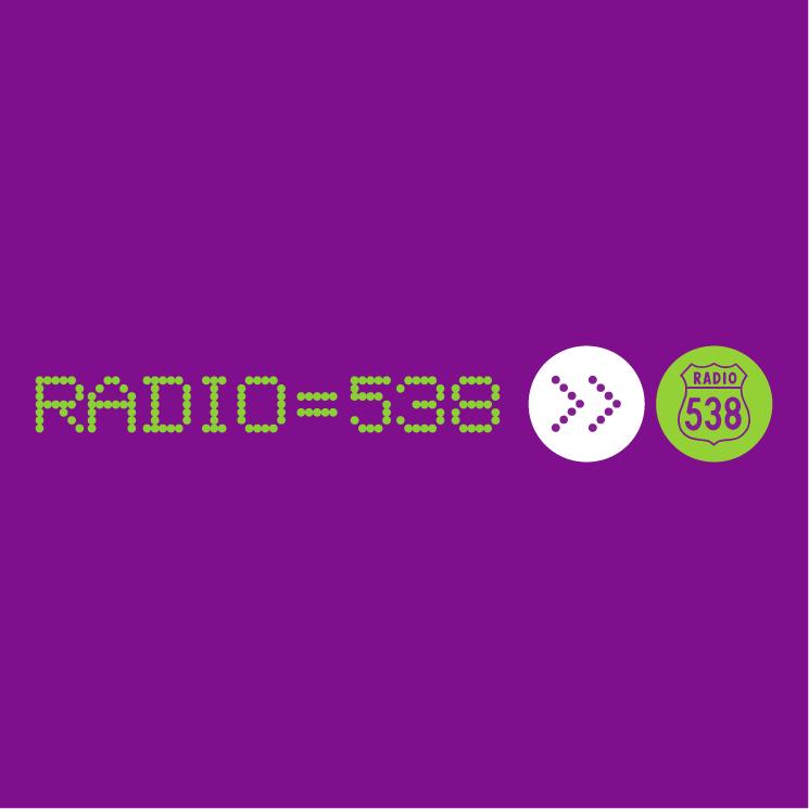 free vector Radio 538 0