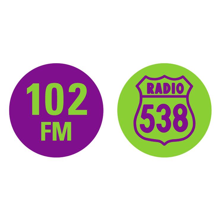 free vector Radio 538 2