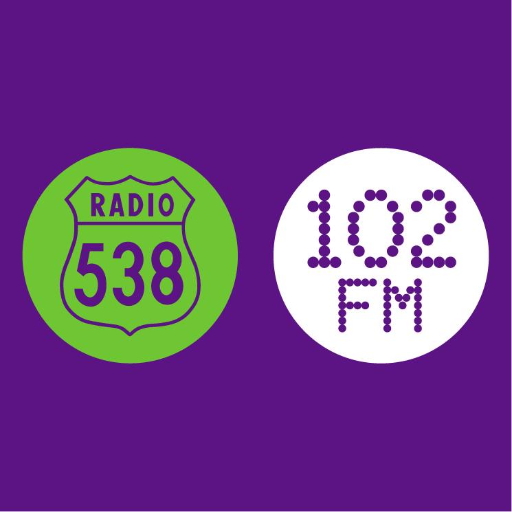 free vector Radio 538 4
