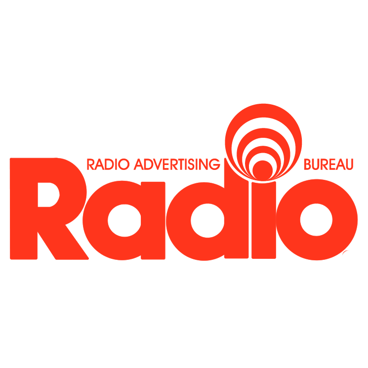 free vector Radio advertising bureau