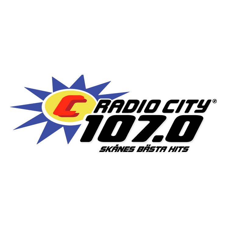 free vector Radio city 1070