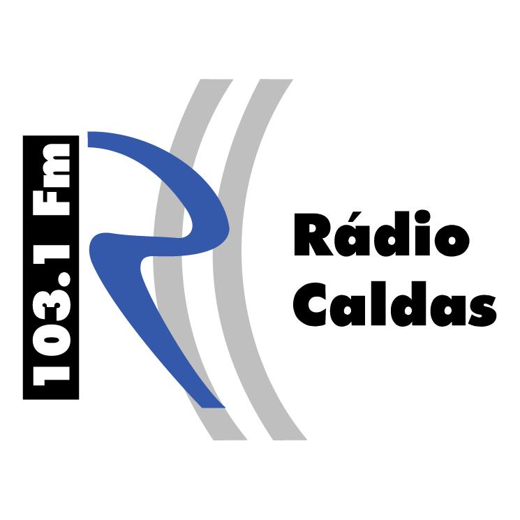 free vector Radio clube de caldas