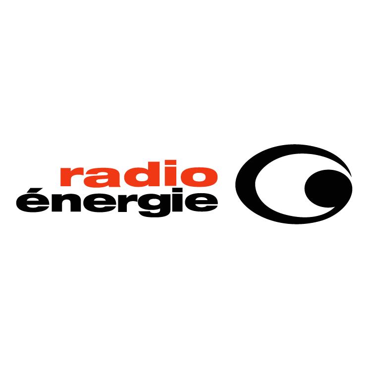free vector Radio energie
