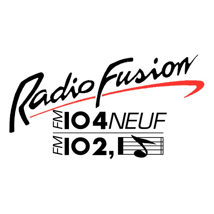 free vector Radio fusion