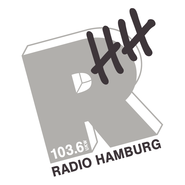 free vector Radio hamburg