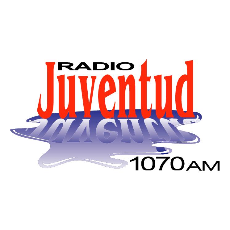 free vector Radio juventud