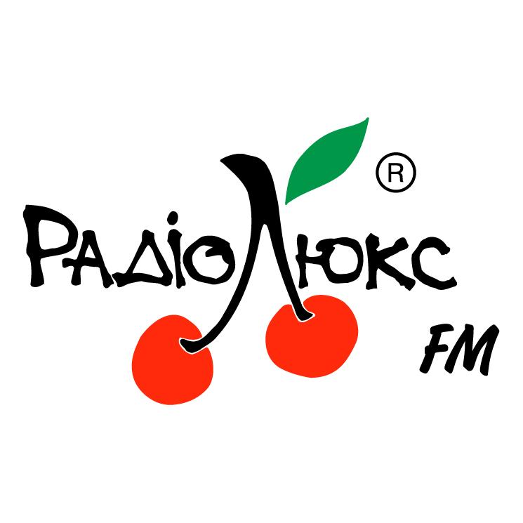free vector Radio lux fm
