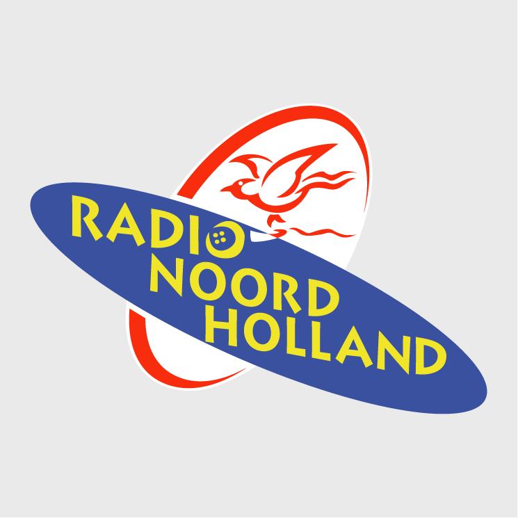 free vector Radio noord holland 0