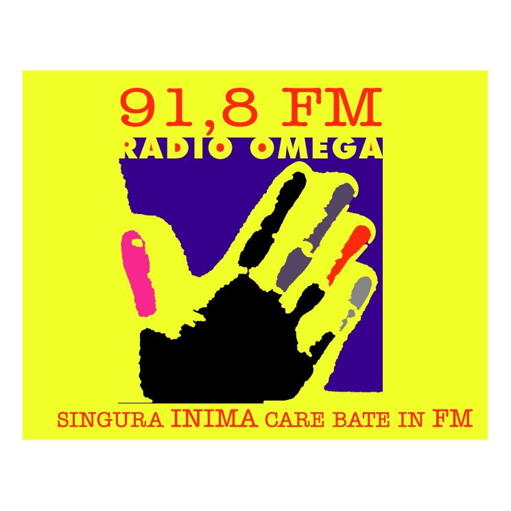 free vector Radio omega 0