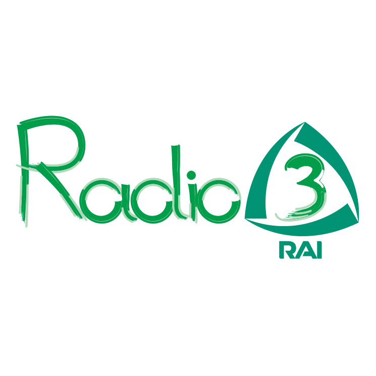 free vector Radio rai 3