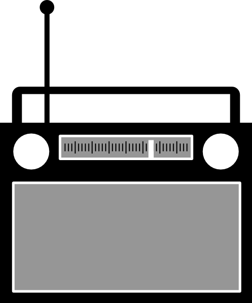 free vector Radio Reciever clip art