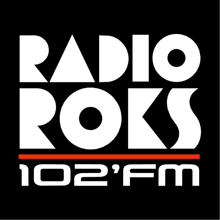 free vector Radio roks 1
