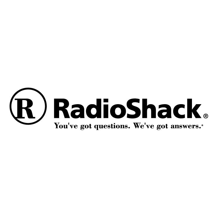 free vector Radio shack 1