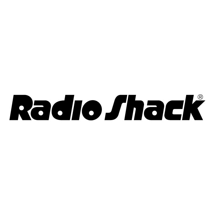 free vector Radio shack 2