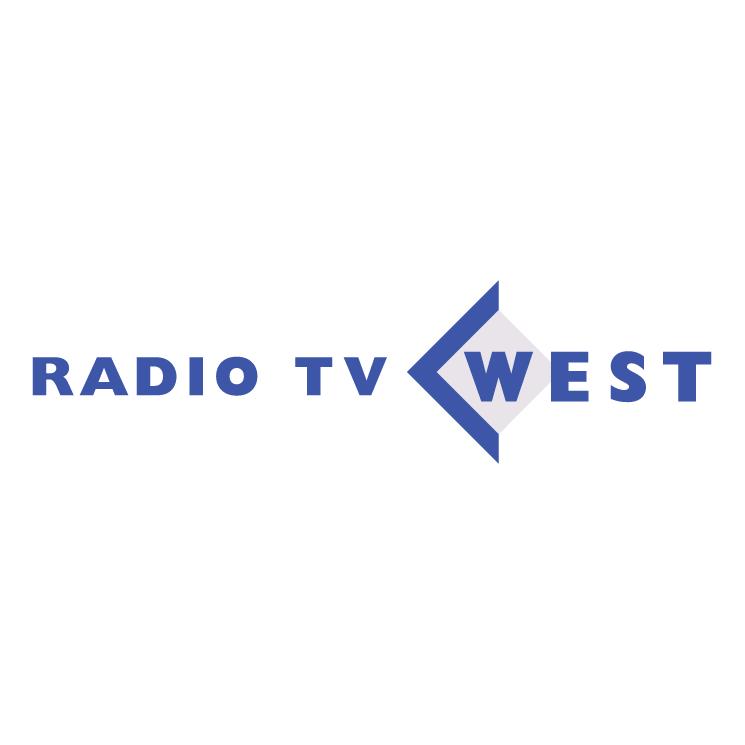free vector Radio tv west